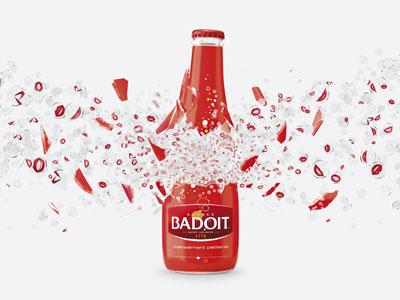 BADOIT ROUGE