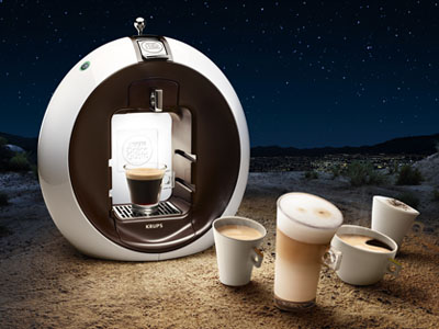 DOLCE GUSTO / SPACE